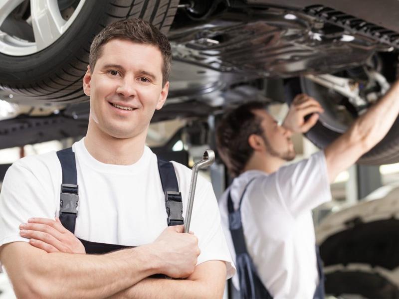 На что обращать внимание при выборе автомастерской?